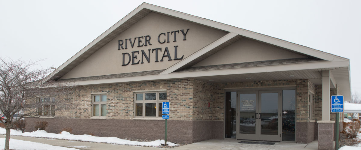 River City Dental Office locatated at 1201 Maine Prairie Road, St. Cloud, MN 56301