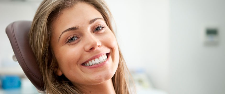 Smile Gallery - Bright White Smile, Teeth Whitening